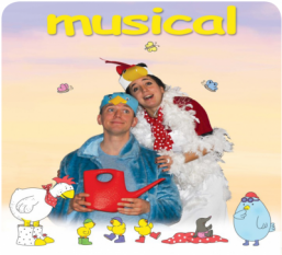Minimusical Lotta en de pestvogel